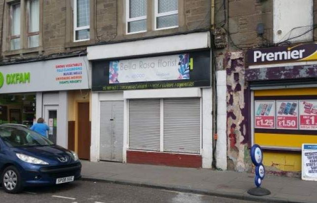 Retail premises for sale in High Street, Dundee