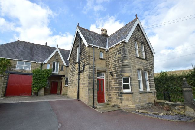 Thumbnail Detached house for sale in Westfield Lodge, Carr Lane, Thorner, Leeds, West Yorkshire