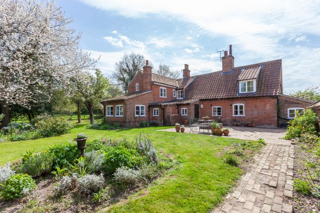 Thumbnail Detached house for sale in Hall Farm Lane, Henstead, Beccles