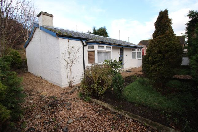 Thumbnail Bungalow for sale in Averon Road, Alness, Highland