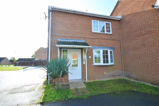 2 bed semi-detached house to rent in St Johns Mews, Selby YO8