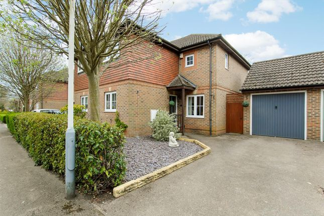 Thumbnail Semi-detached house for sale in Barrington Drive, Harefield, Uxbridge