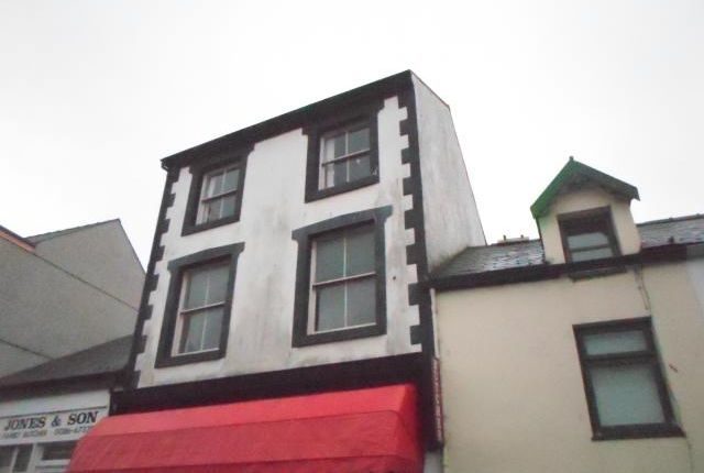 Thumbnail Flat to rent in 62, Pool Street, Caernarfon