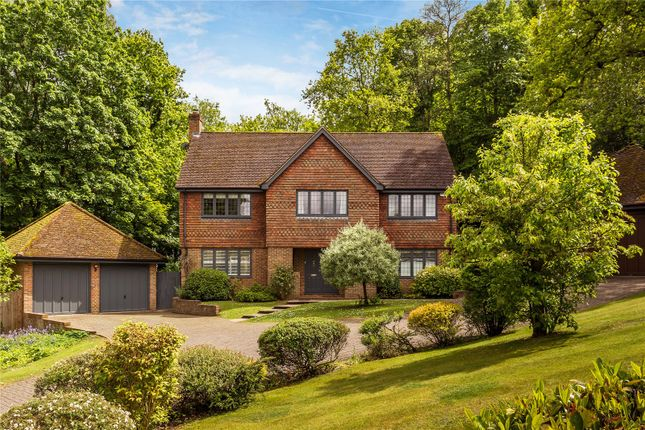 Thumbnail Detached house for sale in Woodrough Copse, Bramley, Guildford, Surrey