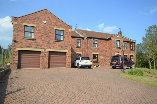 Thumbnail Detached house for sale in Filey Road, Gristhorpe, Filey