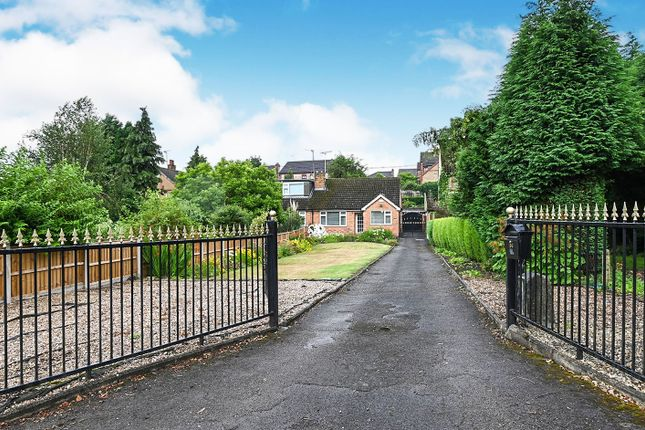 Thumbnail Semi-detached bungalow for sale in Old Road, Heage, Belper
