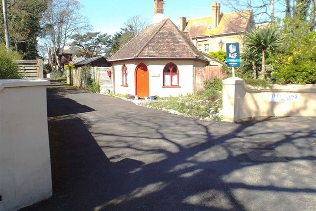 Thumbnail Detached bungalow for sale in Berrow Road, Burnham-On-Sea, Somerset