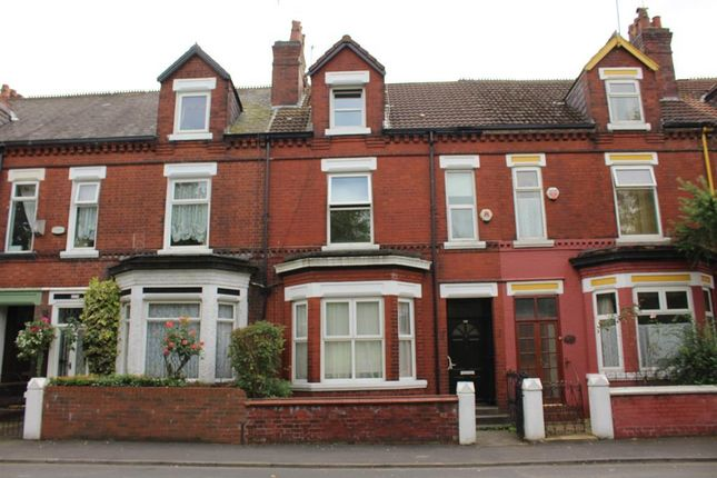 Thumbnail Terraced house to rent in Lower Seedley Road, Salford
