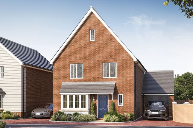 Thumbnail 4 bedroom detached house for sale in Hall Road, Rochford