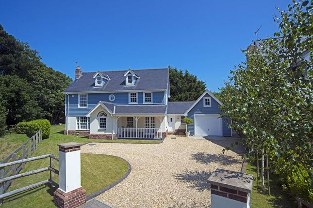 Thumbnail Detached house for sale in The Grove, Bembridge, Isle Of Wight