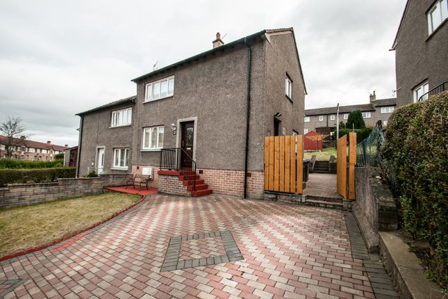 Thumbnail Semi-detached house to rent in Morrison Drive, Aberdeen