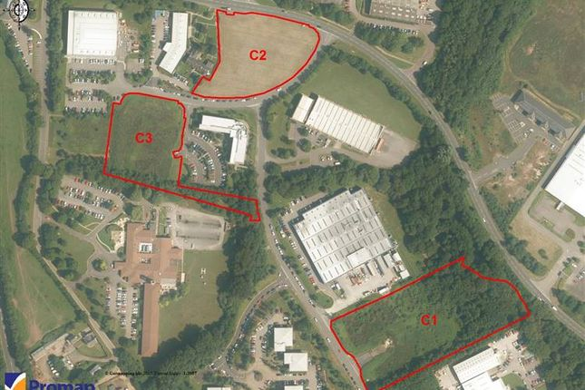 Thumbnail Commercial property to let in Brangwyn Avenue, Llantarnam, Cwmbran