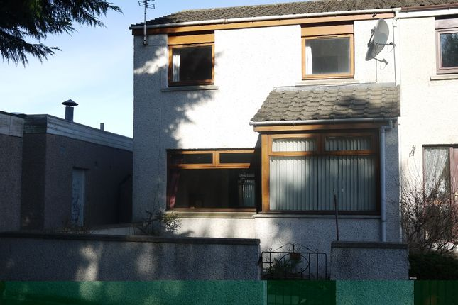 Thumbnail Semi-detached house to rent in St Andrews Square, Elgin, Moray