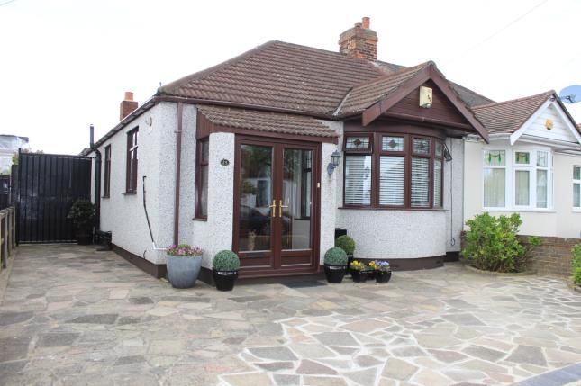 Thumbnail Bungalow for sale in Lime Grove, Ilford