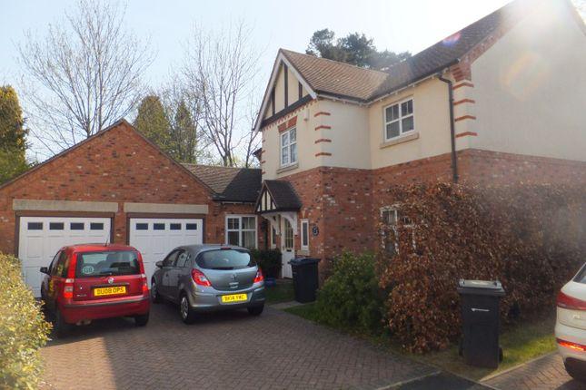 Thumbnail Detached house for sale in Rounton Close, Four Oaks, Sutton Coldfield