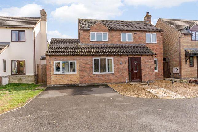 Thumbnail Detached house for sale in Scholars Acre, Carterton
