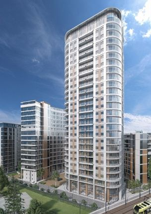 Thumbnail Flat for sale in Northill Apartments, Fortis Quay, Salford