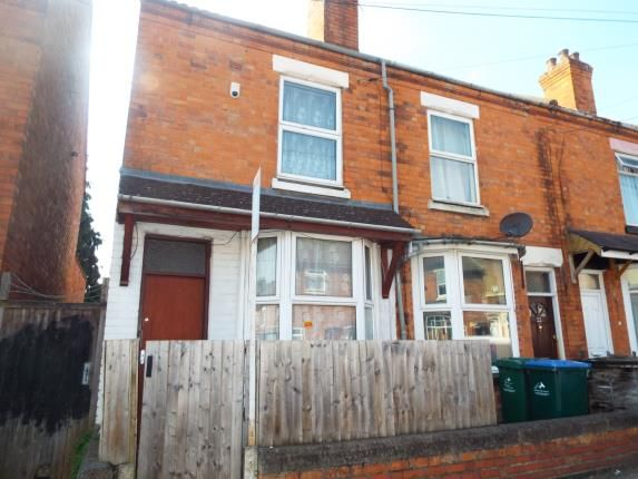 Thumbnail End terrace house for sale in Bramble Street, Stoke, Coventry, West Midlands