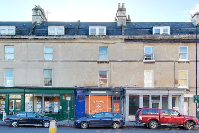 Thumbnail Maisonette for sale in Bathwick Street, Bath