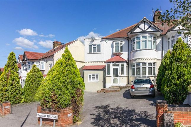 Thumbnail Semi-detached house for sale in Wanstead Lane, Ilford, Essex