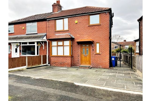 3 bed semi-detached house for sale in Ashdale Crescent, Manchester M43