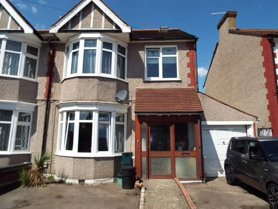 Thumbnail End terrace house for sale in Barkingside, Ilford, Essex