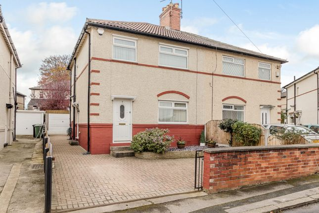 Thumbnail Semi-detached house for sale in Eightlands Avenue, Leeds, West Yorkshire