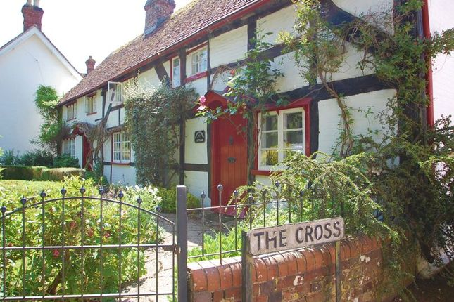 Thumbnail Cottage for sale in Church Lane, East Meon, Petersfield