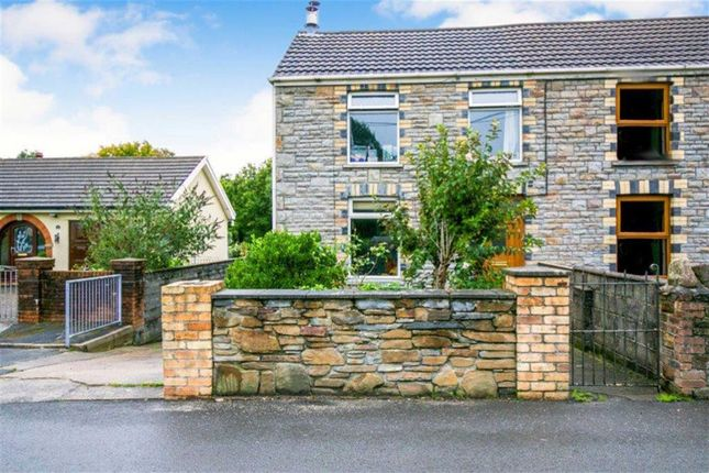 Thumbnail Cottage for sale in Station Road, Llanmorlais, Swansea