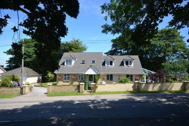 Thumbnail Detached house for sale in St. Pirans Hill, Perranwell Station, Truro