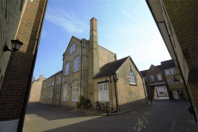 Thumbnail Flat for sale in Chandlers Wharf, St. Neots