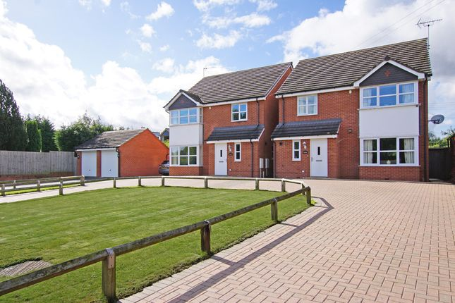 Thumbnail Detached house for sale in Redditch Road, Hopwood, Alvechurch