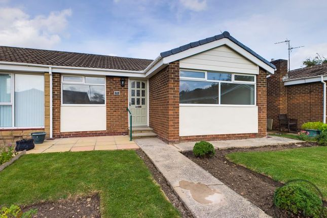 Thumbnail Bungalow for sale in Beaumont Court, Sedgefield, Stockton-On-Tees