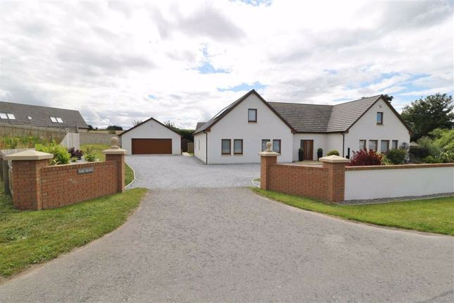 Thumbnail Detached bungalow for sale in Hallowood Road, Elgin, Moray
