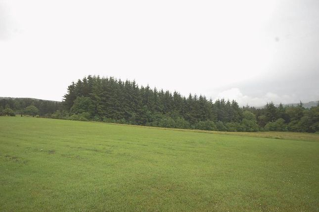 Thumbnail Land for sale in Land Part Dyllas Farm, Merthyr Road, Llwydcoed, Aberdare