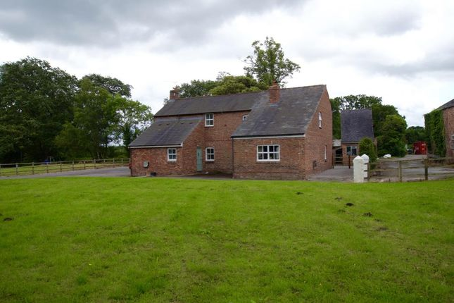 Thumbnail Detached house for sale in Capenhurst Lane, Capenhurst, Chester