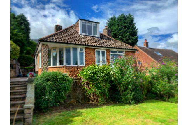 Thumbnail Detached bungalow for sale in Lodge Drive, Belper