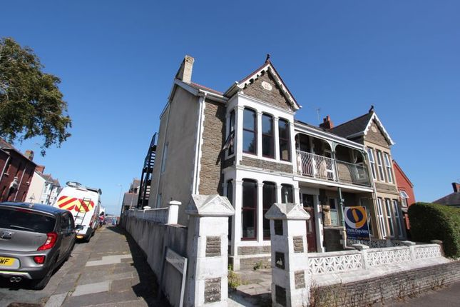 Thumbnail Semi-detached house for sale in St. Nicholas Road, Barry