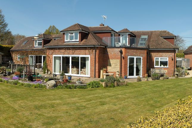 5 bed detached house for sale in Greenways, Lambourn RG17
