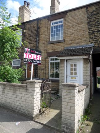 Thumbnail Terraced house to rent in Highwoods Road, Mexborough