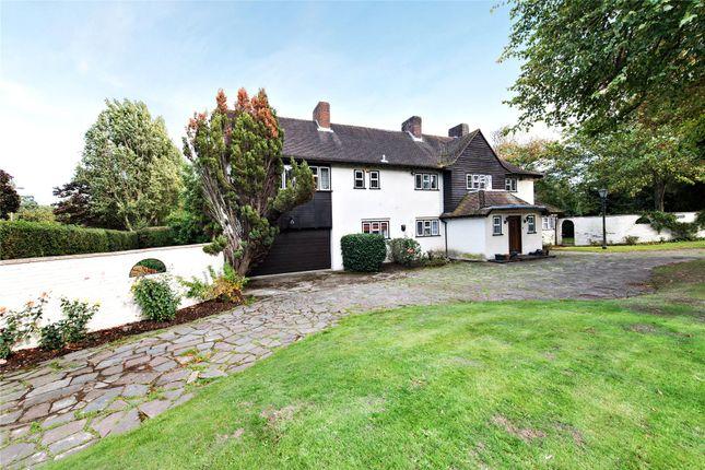 Thumbnail Detached house for sale in Leas Green, Chislehurst
