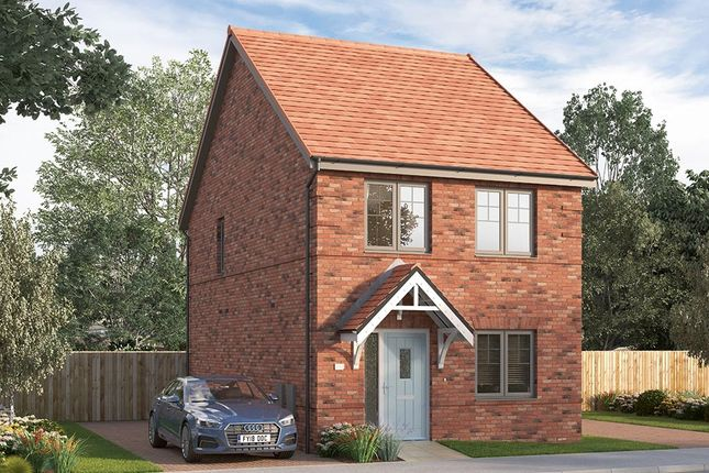 "3 bedroom detached house for sale in ""The Lorton"" at Chilton, Ferryhill"