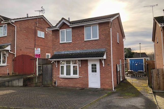 Swallowdale Drive, Leicester LE4