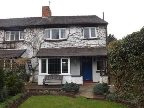 Thumbnail Semi-detached house for sale in Station Road, Hugglescote, Coalville