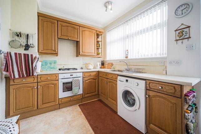 Kitchen of Ashburn Gardens, Milngavie, Glasgow, East Dunbartonshire G62