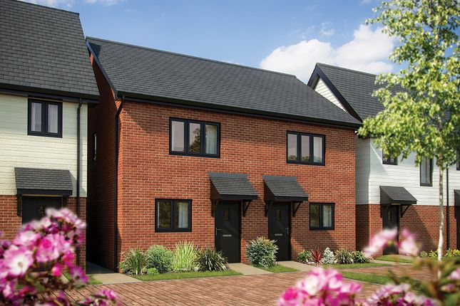 """2 bedroom semi-detached house for sale in """"The Hawthorn"""" at London Road, Norman Cross, Peterborough"""