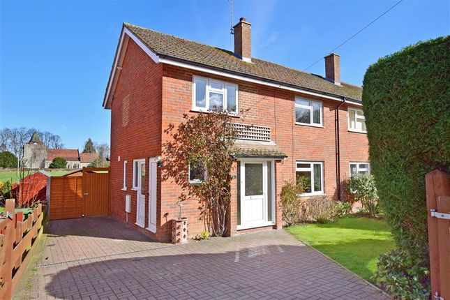Thumbnail Semi-detached house for sale in Wykeham Grove, Leeds, Maidstone, Kent
