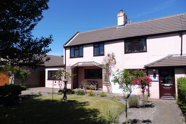 Thumbnail Semi-detached house for sale in St Johns Road, Belton, Great Yarmouth