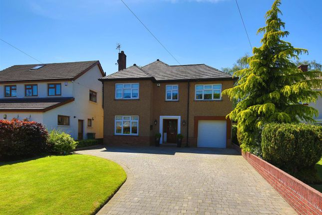 Thumbnail Detached house for sale in Marionville Gardens, Llandaff, Cardiff