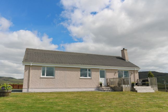 Thumbnail Detached bungalow for sale in 2 Peinmore, Isle Of Skye